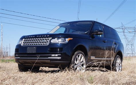 best range rover 2016 range rover hse td6 the best of many worlds the