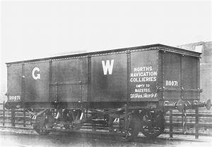 Birmingham Railway And Carriage Co Ltd  View Of A 1924 Gwr Twenty Ton Steel Open Wagon Built By
