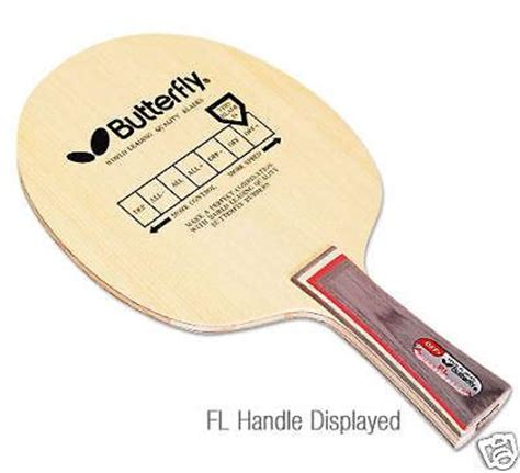butterfly primorac carbon blade table tennis ping pong happygreenstore