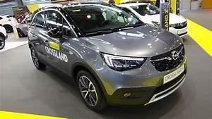 Opel Crossland 2018 : 2018 opel crossland x innovation 1 2 turbo 110 exterior and interior salon automobile lyon ~ Medecine-chirurgie-esthetiques.com Avis de Voitures