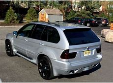 Purchase used BMW X5 AERO EDITION 2002 RARE FACTORY BODY
