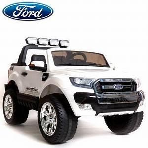Ford 4x4 Prix : nouveau ford ranger cran lcd 2x12v voiture quad 4x4 lectrique enfant 2 places blanc pack luxe ~ Medecine-chirurgie-esthetiques.com Avis de Voitures