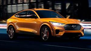 2021 Ford Mustang Mach-E Gets Splash Of Color With Cyber Orange – MMHondaMotorMall.com – Car ...