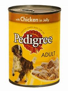 Pedigree Wet Dog Food in Jelly Canned Tin Various Flavours ...