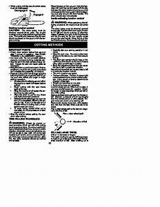 Husqvarna 136 141 136le 141le Chainsaw Instruction Manual