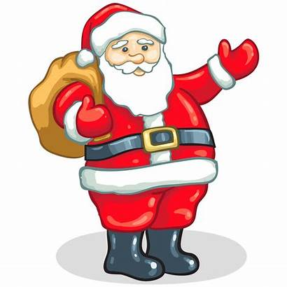 Father Christmas Santa Clipart Xmas Claus Clip
