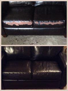 Leather Furniture Restoration Diy
