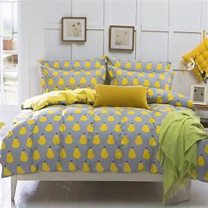 hot sale unique personality design pattern printed 4pcs With cool twin duvet covers