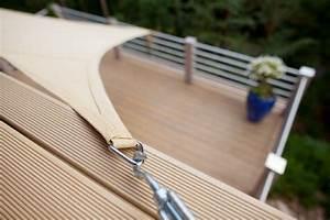 sonnensegel in 5 schritten zur optimalen befestigung With französischer balkon mit sonnenschirm dachterrasse wind