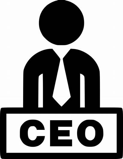 Ceo Boss Icon Executive Svg Business Star