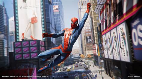 marvels spider man devs talk peter parker gameplay time