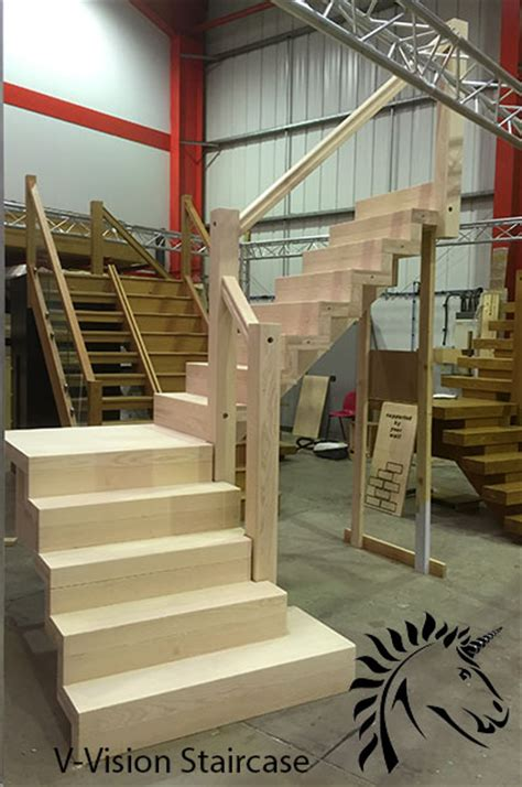 vision staircase statement staircase design