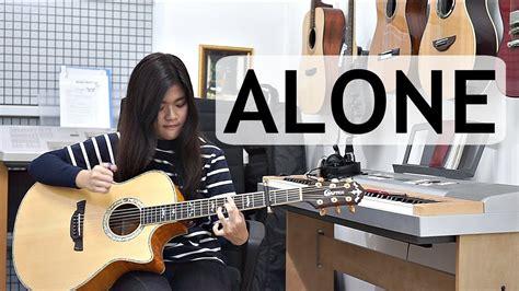 alexandra josephine alone alan walker guitar