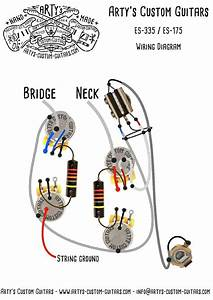 Diagram  Gibson Es 330 P90 Wiring Diagram Full Version Hd
