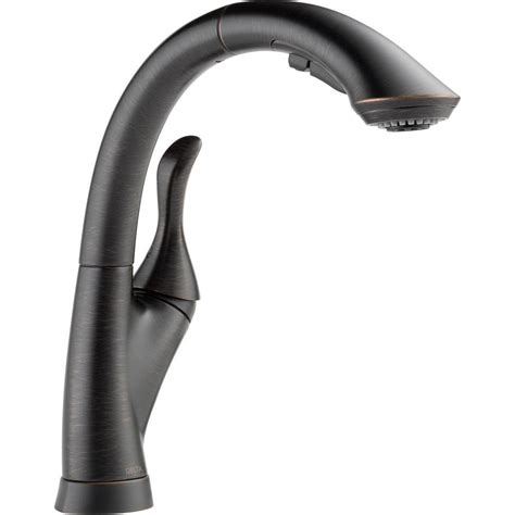 kitchen single handle faucet delta cassidy single handle pull out sprayer kitchen