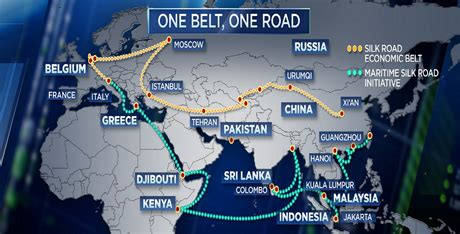 belt  road initiative  china implication