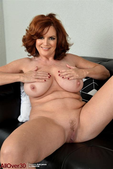 Andi James Classy Milf With Hot Tits