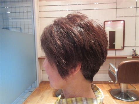60 代 髪型