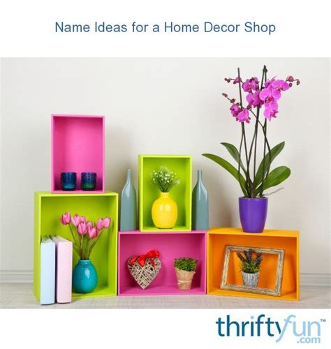 ideas   home decor shop thriftyfun