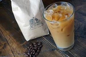 Iced Hazelnut Coffee