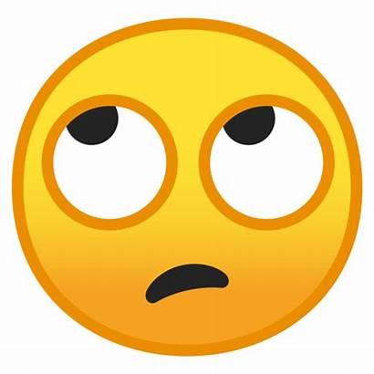 Emoji Eyes Rolling Face Roll Eye Icon