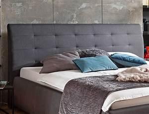 Günstige Betten 180x200 Komplett : polsterbett brian 180x200 anthrazit bettkasten lattenrost matratze wohnbereiche schlafzimmer ~ Bigdaddyawards.com Haus und Dekorationen