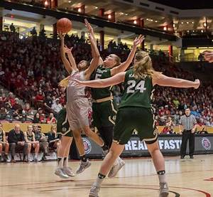 Women's Basketball: Lobos give up 18 3-pointers, blow ...