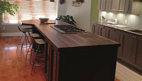 comptoir de cuisine en bois comptoir de cuisine en bois bambou wraste com
