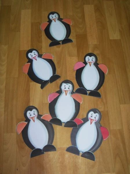 penguin craft idea  kids preschoolplanet