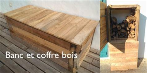 fabriquer un coffre de rangement en bois bric