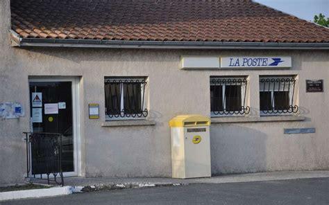 bureau de poste 18 gaillan en m 233 doc la poste ferme et laisse place 224 une agence communale sud ouest fr