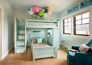 Teppichboden Für Kinderzimmer : kinderzimmer mit hochbett einrichten f r eine optimale raumgestaltung coole ideen pinterest ~ Orissabook.com Haus und Dekorationen