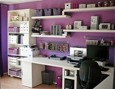 Purple Craft Room  Purple Love  Pinterest  Couleur Des