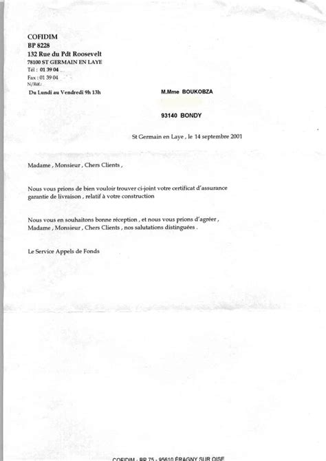 modele attestation garant document