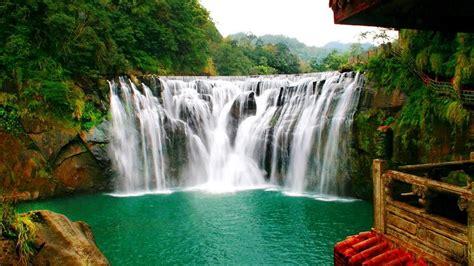 Waterfall Image by Shifen Waterfall Tourismus Taiwan My Favourite Tourist