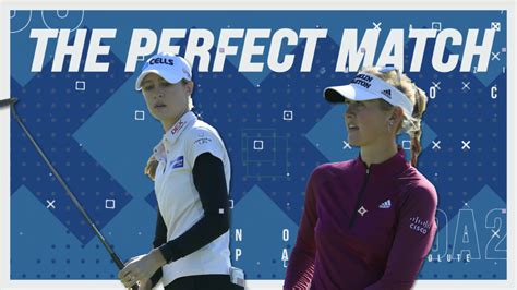 perfect match korda sisters golf
