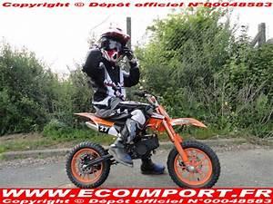 Moto Essence Enfant : moto cross 50 pas chere mini motocross enfant grandes roues ~ Nature-et-papiers.com Idées de Décoration