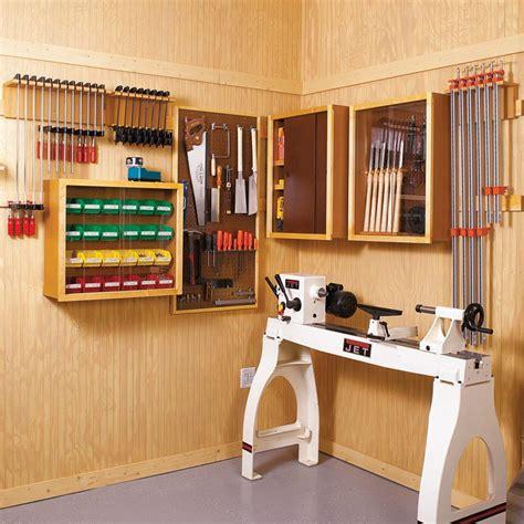 super flexible shop storage woodworking plan  wood