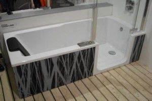 Badewanne Mit Dusche Integriert : badewanne mit dusche integriert badezimmer fliesen pinterest baden badewanne und badezimmer ~ Markanthonyermac.com Haus und Dekorationen