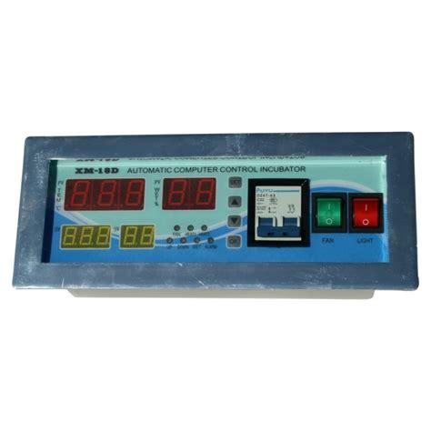 Vadības bloks inkubatoriem XM18D - Inkubatori.lv
