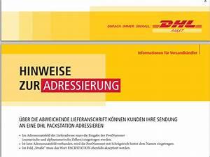 Packstation Adresse ändern : packstation adresse angeben anleitung download chip ~ Orissabook.com Haus und Dekorationen