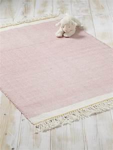 tapis coton franges bebe vetement et deco cyrillus With tapis chambre bébé avec livraison de roses Á domicile