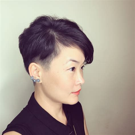 block style  woman  hair salon singapore art noise blog