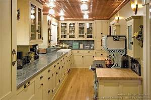 vintage kitchen cabinets decor ideas and photos With kitchen colors with white cabinets with early american wall art