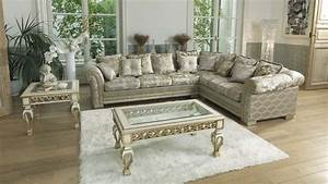 Italian Style Sofa Cristina Traditional Italian Sofa Set ...