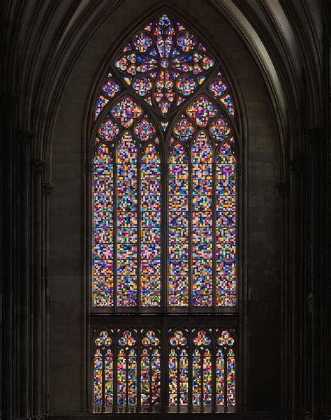 Fenster Und Tuerenkaufhaus In Koeln by Window Of The South Transept 2007