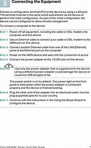 Pegatron Rv340w Wireless Vpn Router User Manual Rv340w Qsg En