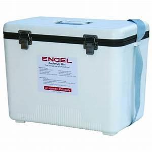 Engel 30 Qt. Air Tight Ice/Dry Box-2945-0025 - The Home Depot  Quart