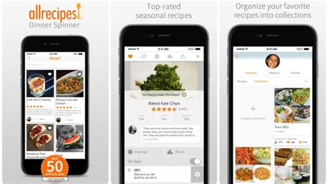 smartphone sous chef    cooking apps tech