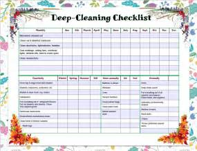 Budgeting Worksheets Pdf Free Printable Cleaning Checklists Weekly And Cleaning Available